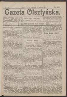 Gazeta Olsztyńska, 1901, nr 20