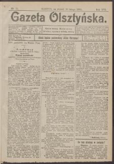 Gazeta Olsztyńska, 1901, nr 22