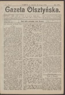 Gazeta Olsztyńska, 1901, nr 23