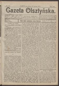 Gazeta Olsztyńska, 1901, nr 33