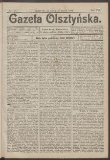Gazeta Olsztyńska, 1901, nr 36