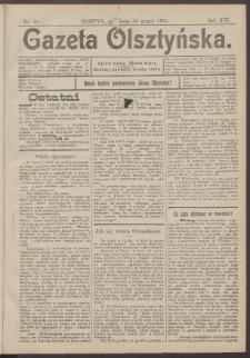 Gazeta Olsztyńska, 1901, nr 39