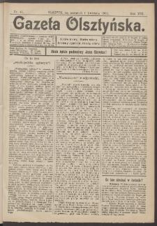 Gazeta Olsztyńska, 1901, nr 41