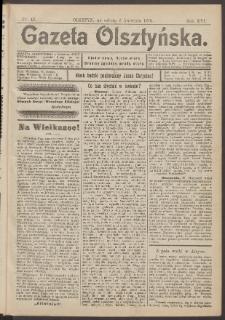 Gazeta Olsztyńska, 1901, nr 42