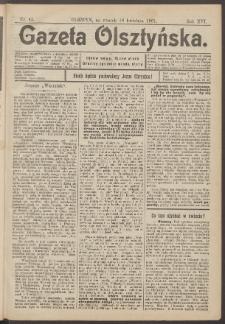 Gazeta Olsztyńska, 1901, nr 45