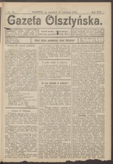 Gazeta Olsztyńska, 1901, nr 46