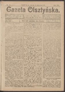 Gazeta Olsztyńska, 1901, nr 48