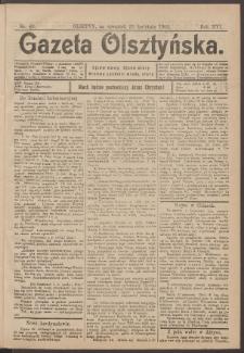 Gazeta Olsztyńska, 1901, nr 49