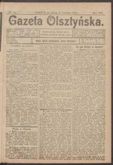 Gazeta Olsztyńska, 1901, nr 50