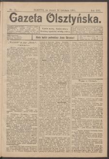Gazeta Olsztyńska, 1901, nr 51