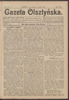 Gazeta Olsztyńska, 1901, nr 56