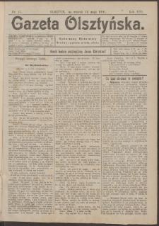 Gazeta Olsztyńska, 1901, nr 57