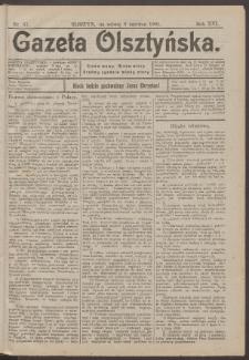 Gazeta Olsztyńska, 1901, nr 67