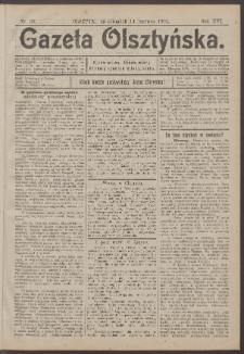 Gazeta Olsztyńska, 1901, nr 69