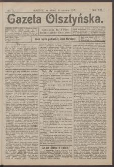 Gazeta Olsztyńska, 1901, nr 71