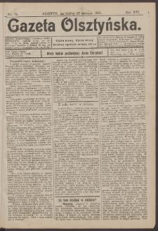 Gazeta Olsztyńska, 1901, nr 76