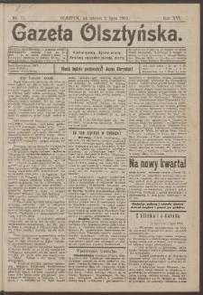 Gazeta Olsztyńska, 1901, nr 77
