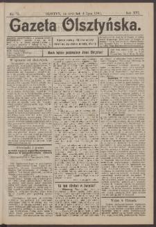Gazeta Olsztyńska, 1901, nr 78