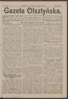 Gazeta Olsztyńska, 1901, nr 82