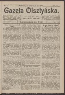 Gazeta Olsztyńska, 1901, nr 84