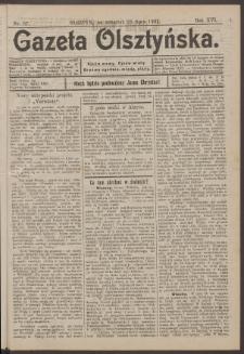 Gazeta Olsztyńska, 1901, nr 87