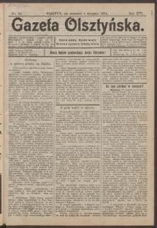 Gazeta Olsztyńska, 1901, nr 90