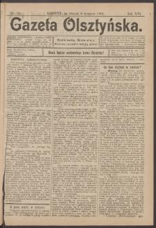 Gazeta Olsztyńska, 1901, nr 92