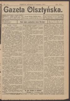 Gazeta Olsztyńska, 1901, nr 107
