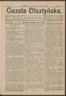 Gazeta Olsztyńska, 1901, nr 114