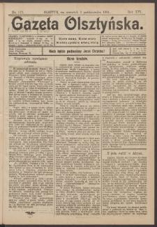 Gazeta Olsztyńska, 1901, nr 117