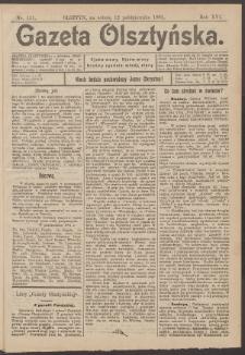 Gazeta Olsztyńska, 1901, nr 121