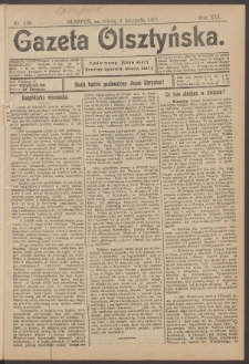 Gazeta Olsztyńska, 1901, nr 130