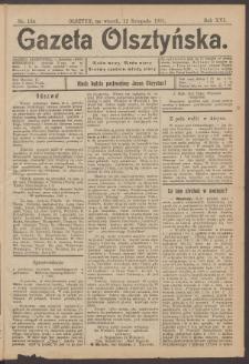 Gazeta Olsztyńska, 1901, nr 134