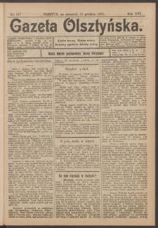 Gazeta Olsztyńska, 1901, nr 147