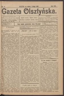 Gazeta Olsztyńska, 1902, nr 14
