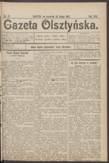 Gazeta Olsztyńska, 1902, nr 22