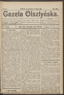 Gazeta Olsztyńska, 1902, nr 25