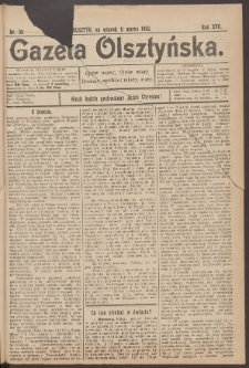 Gazeta Olsztyńska, 1902, nr 30