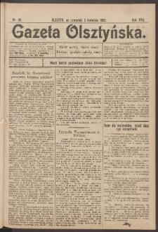 Gazeta Olsztyńska. 1902, nr 39
