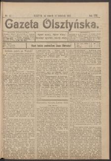 Gazeta Olsztyńska. 1902, nr 47
