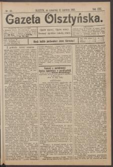 Gazeta Olsztyńska. 1902, nr 68