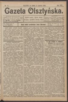 Gazeta Olsztyńska, 1902, nr 72