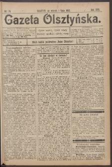Gazeta Olsztyńska, 1902, nr 76