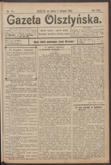 Gazeta Olsztyńska. 1902, nr 90