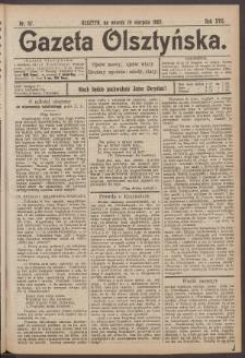 Gazeta Olsztyńska, 1902, nr 97
