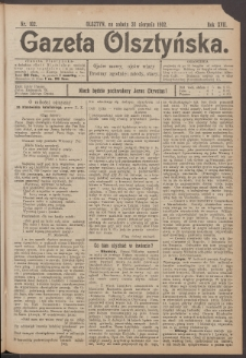Gazeta Olsztyńska, 1902, nr 102