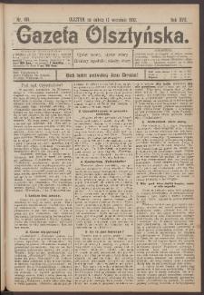 Gazeta Olsztyńska, 1902, nr 108