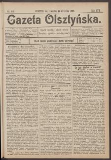 Gazeta Olsztyńska, 1902, nr 110