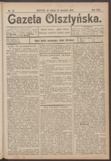 Gazeta Olsztyńska, 1902, nr 111