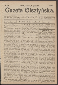 Gazeta Olsztyńska, 1902, nr 151